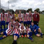 Under 18s Albion Cup Winners 2014